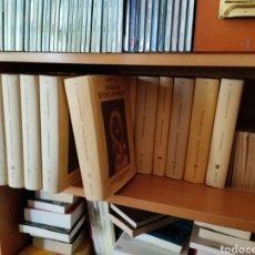 Libros de segunda mano: EL INDIO NORTEAMERICANO - EDWARD S. CURTIS - COLECCIÓN LA PIPA SAGRADA - TOMOS DEL 1 AL 20. Lote 268621299