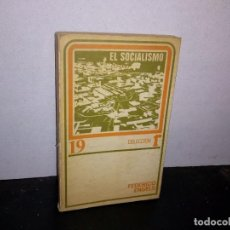 Libros de segunda mano: 7- EL SOCIALISMO - FEDERICO ENGELS. Lote 268905954