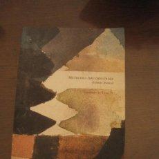Libros de segunda mano: HUBERTO MARRAUD - METHODUS ARGUMENTANDI. UAM 2007. Lote 270520263