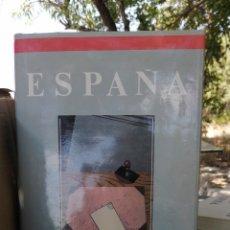 Libros de segunda mano: ESPAÑA SOCIEDAD Y POLITICA SALVADOR GINER TOMO 1 ESPASA CALPE 1990 IN 4 MAYOR TELA ESTAMPADA CAMISA. Lote 278571158