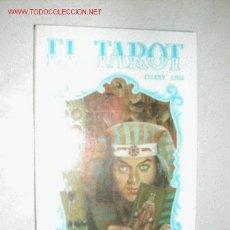 Libros de segunda mano: TAROT. ELLERY LING. EDICIONES VILMAR 1987. 156 PAGINAS CON ABUNDANTES ILUSTRACIONES EXPLICATIVAS. . Lote 27347892