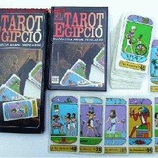 Libros de segunda mano: EL TAROT EGIPCIO DEL DIOS THOT. Lote 26408631