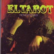 Libros de segunda mano: 1 LIBRO - EL TAROT (RENE FLEURY - AÑO 1990 - EDICIONES DALMAU SOCIAS). Lote 26713416