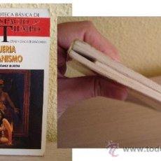 Libros de segunda mano: LIBRO BRUJERIA Y SATANISMO EDITORIAL TIEMPO FUERA DE MERCADO. Lote 48393050