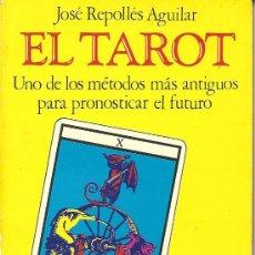 Libros de segunda mano: EL TAROT. Lote 28567926