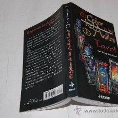Libros de segunda mano: EL SEÑOR DE LOS ANILLOS. TAROT. TERRY DONALDSON RM30396. Lote 29255683