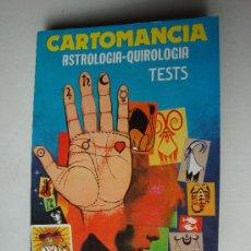 Libros de segunda mano: CARTOMANCIA - HAGA USTED MISMO SU HOROSCOPO- PROF. RANQUEL. Lote 36312990