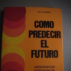 Libros de segunda mano: COMO PREDECIR EL FUTURO. Lote 37342810