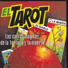 Libros de segunda mano: EL TAROT ·· LAS CARTAS MÁGICAS DE LA FORTUNA Y LA MUERTE ·· JOSS IRISCH ·· 1980. Lote 40804684
