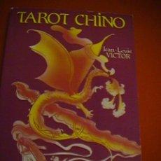 Libros de segunda mano: TAROT CHINO. Lote 42069225