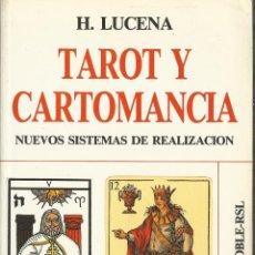 Libros de segunda mano: TAROT Y CARTOMANCIA - EDICIONES DOBLE RSL 1985. Lote 109545550