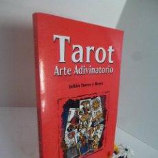 Libros de segunda mano: TAROT EL ARTE ADIVINATORIO (JULIÁN TORRES Y REYES ) COL HORIZONTES EDICOMUNICACIÓN 2006 OFRT. Lote 46887274