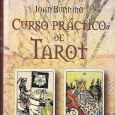 Libros de segunda mano: CURSO PRÁCTICO DE TAROT JOAN BUMMIMG. Lote 48454390