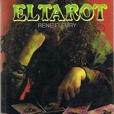 Libros de segunda mano: EL TAROT RENE FLEURY . Lote 49292210