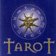 Libros de segunda mano: TAROT LA HISTORIA,EL SIMBOLISMO Y EL JUEGO DIEGO MELDI. Lote 159242568