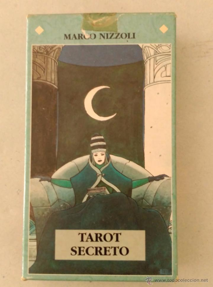 TAROT SECRETO- MARCO NIZZOLI (Libros de Segunda Mano - Parapsicología y Esoterismo - Tarot)
