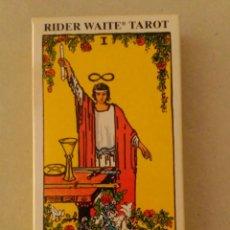 Libros de segunda mano: RIDER WAITE TAROT ISBN 84-88066-73 2. Lote 51070005