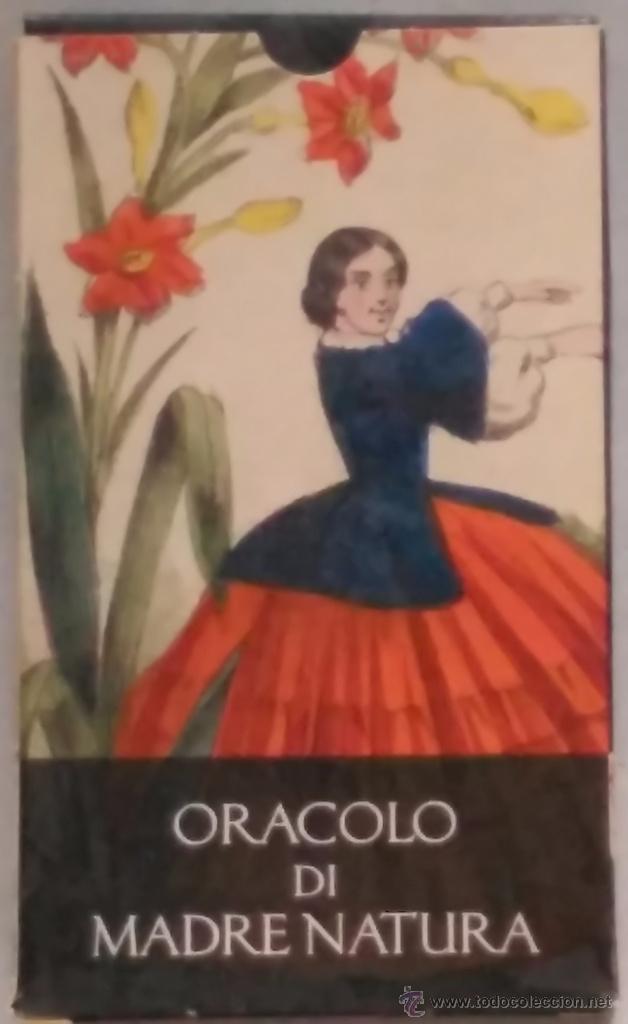 ORÁCULO DE LA MADRE NATURALEZA (Libros de Segunda Mano - Parapsicología y Esoterismo - Tarot)