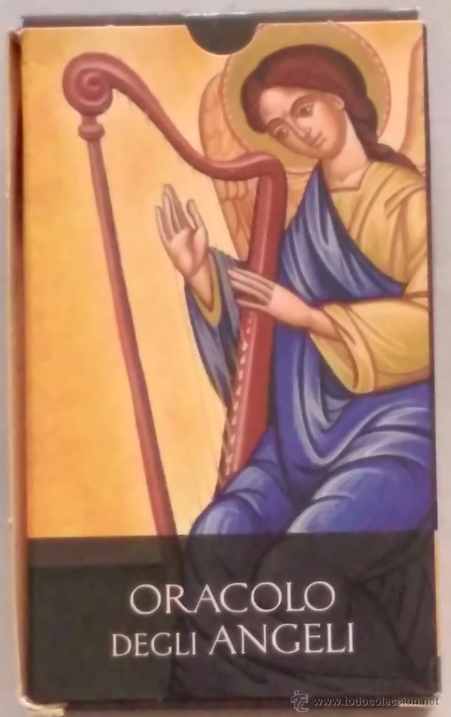 ORÁCULO DE LOS ANGELES (Libros de Segunda Mano - Parapsicología y Esoterismo - Tarot)
