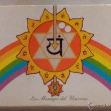 Libros de segunda mano: LOS MENSAJES DEL UNIVERSO ISBN 9 788489957022. Lote 51682409