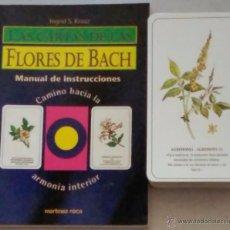 Livres d'occasion: LAS FLORES DE BACH . Lote 51684016