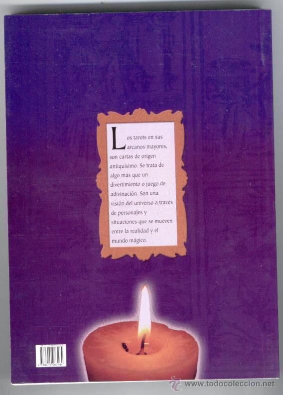 Libros de segunda mano: EL TAROT - LOS ARCANOS MAYORES // MERCEDES COMPTE (EDIC. MMXI) - 2011 - Foto 2 - 52655669