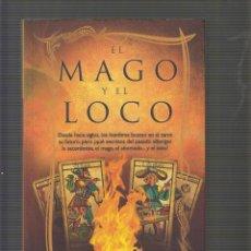 Libros de segunda mano: EL MAGO Y EL LOCO / BARTH ANDERSON.. Lote 209893395