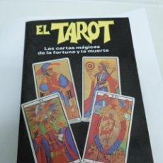 Libros de segunda mano: EL TAROT LAS CARTAS MAGICAS DE LA FORTUNA Y LA MUERTE - JOSS IRISCH - DANIEL´S LIBROS. Lote 54255725