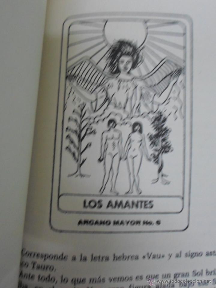 Libros de segunda mano: EL TAROT LAS CARTAS MAGICAS DE LA FORTUNA Y LA MUERTE - JOSS IRISCH - DANIEL´S LIBROS - Foto 2 - 54255725