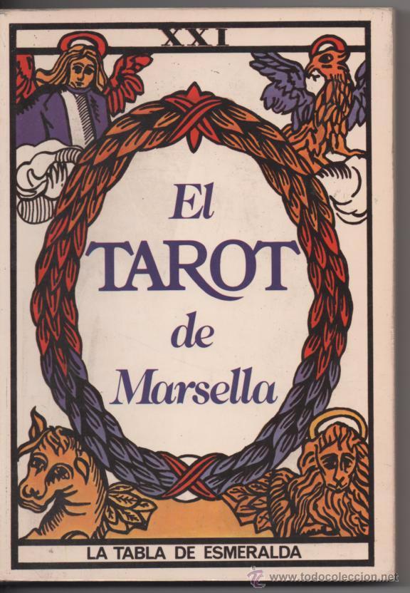 El Tarot De Marsella, Paul Marteau (tarot Origi