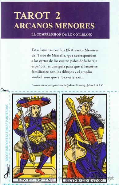 Libros de segunda mano: TAROT 2 ARCANOS MENORES BEATRIZ LEVERATTO - Foto 2 - 54858067