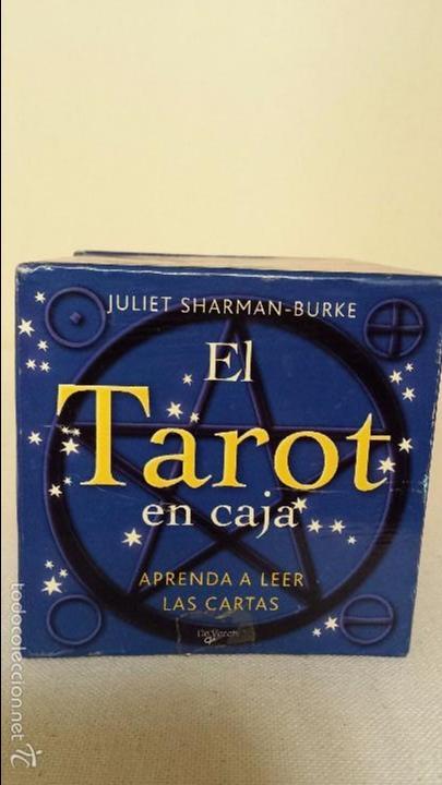 EL TAROT EN CAJA (Libros de Segunda Mano - Parapsicología y Esoterismo - Tarot)