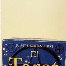 Livres d'occasion: EL TAROT EN CAJA. Lote 223347111