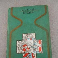 Libros de segunda mano: EL TAROT. Lote 55123143