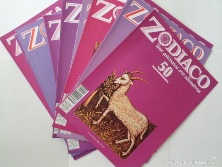 Libros de segunda mano: LOTE DE 39 FASCICULOS DE ZODIACO, TAROT, QUIROMANCIA, ARTES ADIVINATORIAS- PLANETA AGOSTINI - Foto 4 - 56222373