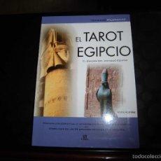 Libros de segunda mano: EL TAROT EGIPCIO.EL ENIGMA DEL ANTIGUO EGIPTO.TECNICAS MILENARIAS.MARTA RAMIREZ.LIBSA 2005. Lote 90465977