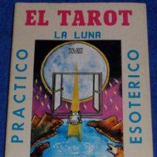 Libros de segunda mano: EL TAROT PRÁCTICO ESOTÉRICO - R.H.WILSON - EDICIONES Y DISTRIBUCCIONES DOBLE (1978)(. Lote 148083750