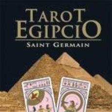 Libros de segunda mano: TAROT EGIPCIO. Lote 57483862