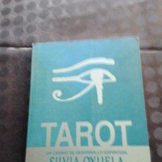 Livres d'occasion: EL TAROT. UN CAMINO DE DESARROLLO ESPIRITUAL.. Lote 58286508