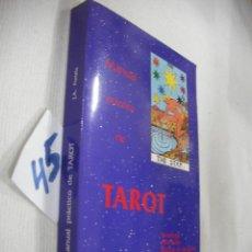 Libros de segunda mano: MANUAL PRACTICO DE TAROT - PORTELA. Lote 58349842