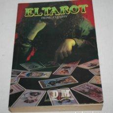 Libros de segunda mano: EL TAROT, RENE FLEURY, EDICIONES DALMAU SOCIAS, 1990 ?, LIBRO. Lote 62471148