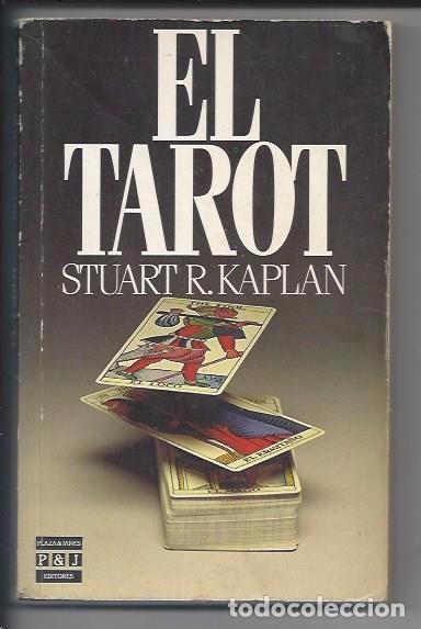 EL TAROT CLASSIC - STUART R. KAPLAN - AÑO 1985 - P&J (Libros de Segunda Mano - Parapsicología y Esoterismo - Tarot)