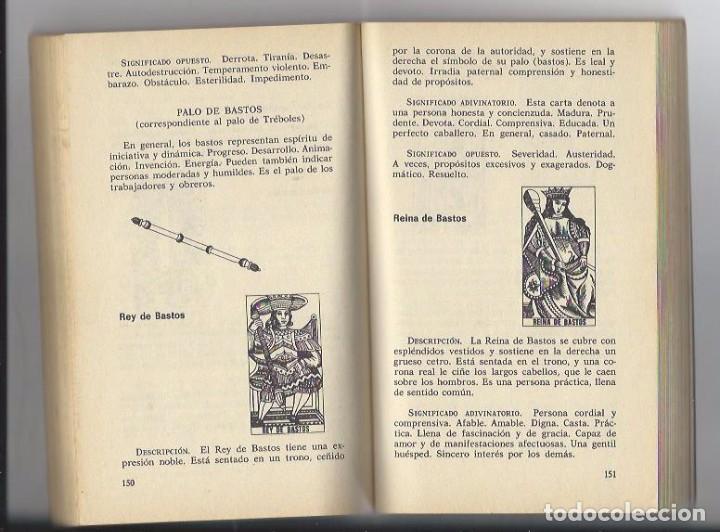 Libros de segunda mano: EL TAROT CLASSIC - STUART R. KAPLAN - AÑO 1985 - P&J - Foto 4 - 64451799