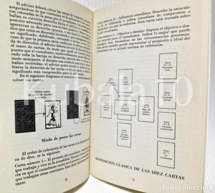 Libros de segunda mano: LIBRO PARA EL TAROT · JAMES BOND · 007 ·· - Foto 3 - 64593839