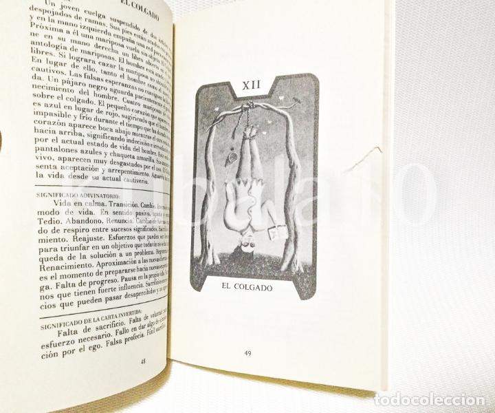 Libros de segunda mano: LIBRO PARA EL TAROT · JAMES BOND · 007 ·· - Foto 4 - 64593839
