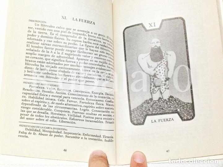 Libros de segunda mano: LIBRO PARA EL TAROT · JAMES BOND · 007 ·· - Foto 5 - 64593839