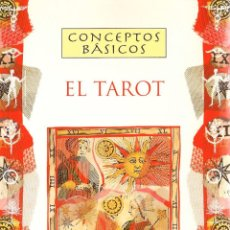 Libros de segunda mano: EL TAROT / EVELYNE Y TERRY DONALDSON * CARTOMANCIA *. Lote 64895523