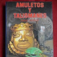 Libros de segunda mano: AMULETOS Y TALISMANES - AMOR - ENFERMEDADES - PROTECTORES - ( NUEVO ). Lote 66215446