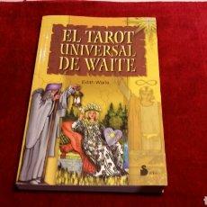 Libros de segunda mano: EL TAROT UNIVERSAL DE WAITE. Lote 76939298