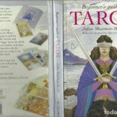 Libros de segunda mano: RARO LIBRO DE TAROT EN INGLES 192 PAGINAS . Lote 78109669
